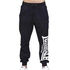 Ανδρικό Παντελόνι Lonsdale Φόρμα Joggingpants Logo Black