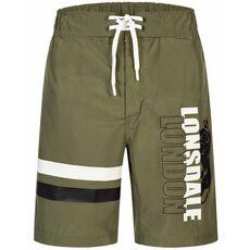 Lonsdale Boardshorts Boleran - Black Olive