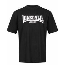 Lonsdale unisex loosefit t-shirt Keisley