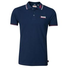 LONSDALE LION POLO ΜΠΛΟΥΖΑΚΙ - NAVY