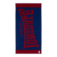 ΠΕΤΣΕΤΑ LONSDALE FITNESS TOWEL - RED/BLUE