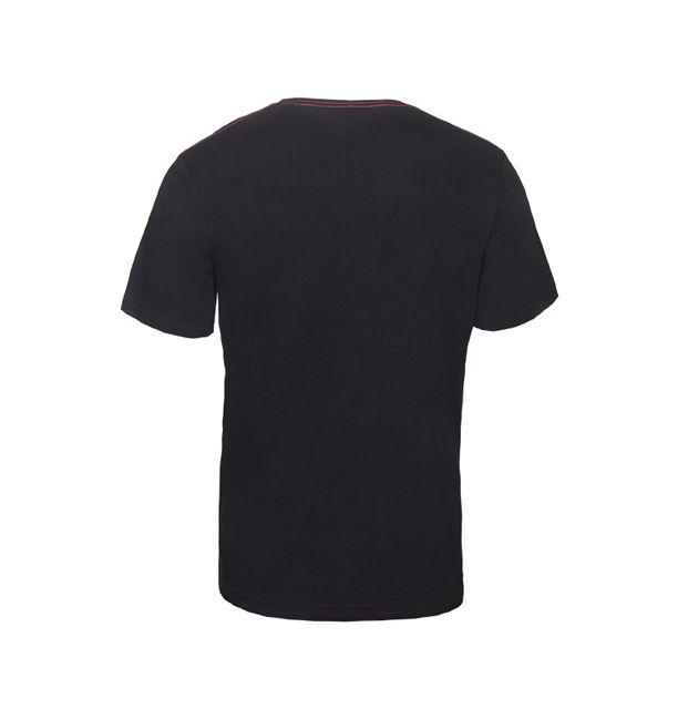 ΜΠΛΟΥΖΑΚΙ LONSDALE ΑΝΔΡΙΚΟ T-SHIRT ORMSKIRK - BLACK