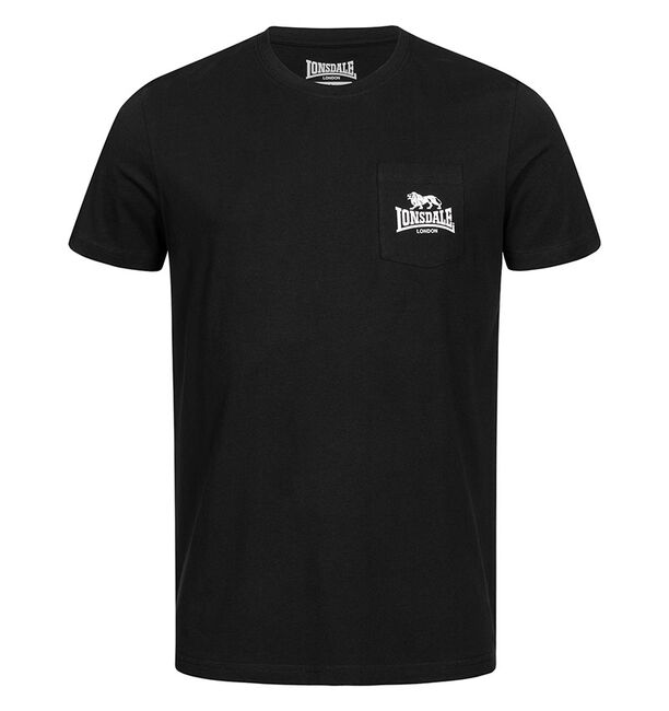 Lonsdale T-Shirt Sussex with Pocket