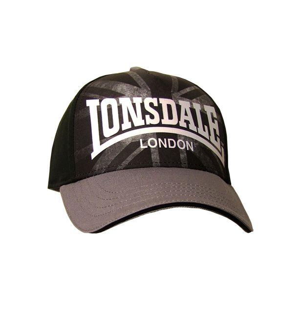 ΑΝΔΡΙΚΑ ΚΑΠΕΛΑ LONSDALE CAP GRASMERE BKG